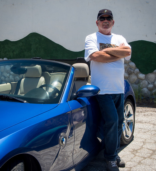 Chuck - SoCalZ's Drive to Big Bear - 8 June 2013