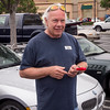 Bob with his new toy - SoCalZ's Drive to Big Bear - 8 June 2013