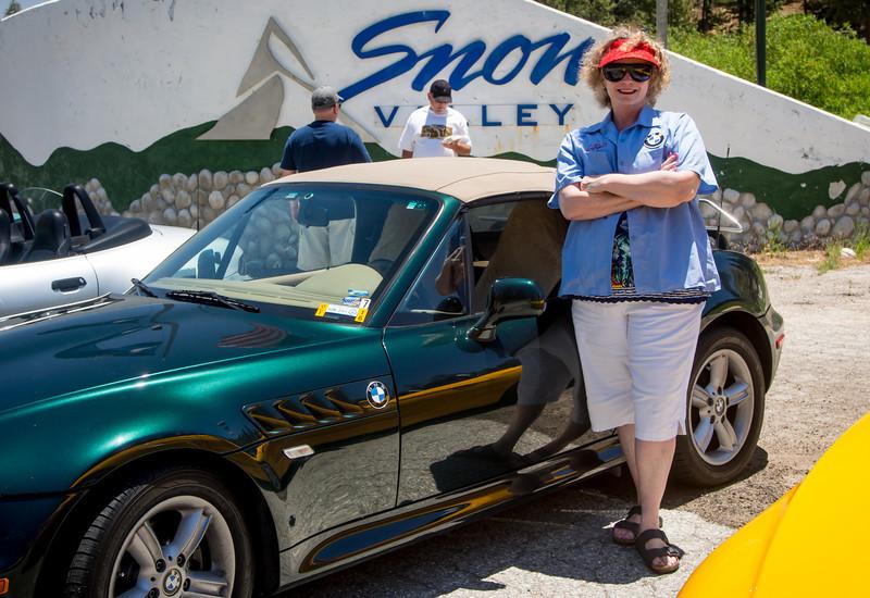 Joanna - SoCalZ's Drive to Big Bear - 8 June 2013