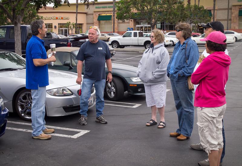 Meetup in Costa Mesa - SoCalZ's Drive to Big Bear - 8 June 2013