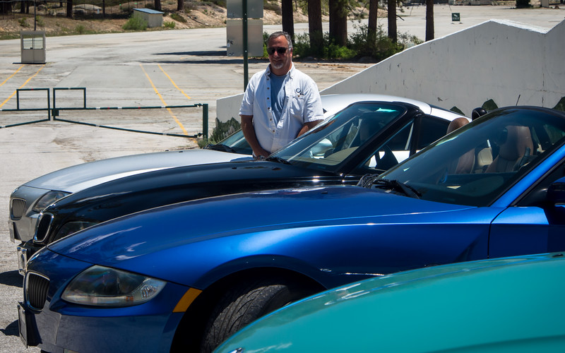 Stop at Snow Valley - SoCalZ's Drive to Big Bear - 8 June 2013