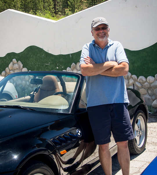 Frank - SoCalZ's Drive to Big Bear - 8 June 2013