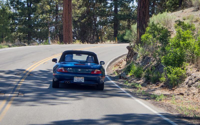 SoCalZ's Drive to Big Bear - 8 June 2013
