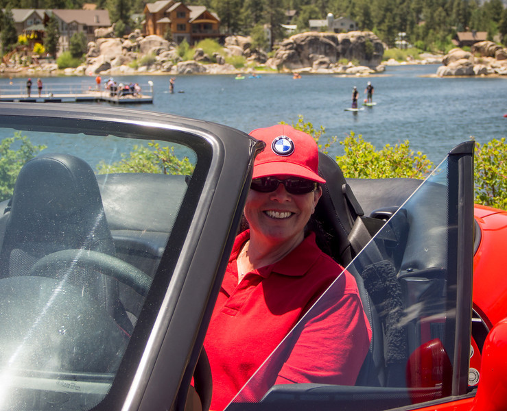 Dawn - SoCalZ's Drive to Big Bear - 8 June 2013