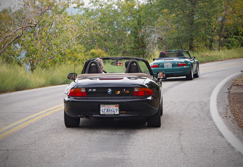 M Roadster and Z3 - 23 Sept 2012