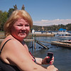 Nancy at Lake Arrowhead - 23 Sept 2012
