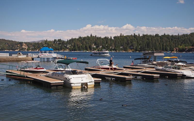 Lake Arrowhead - 23 Sept 2012