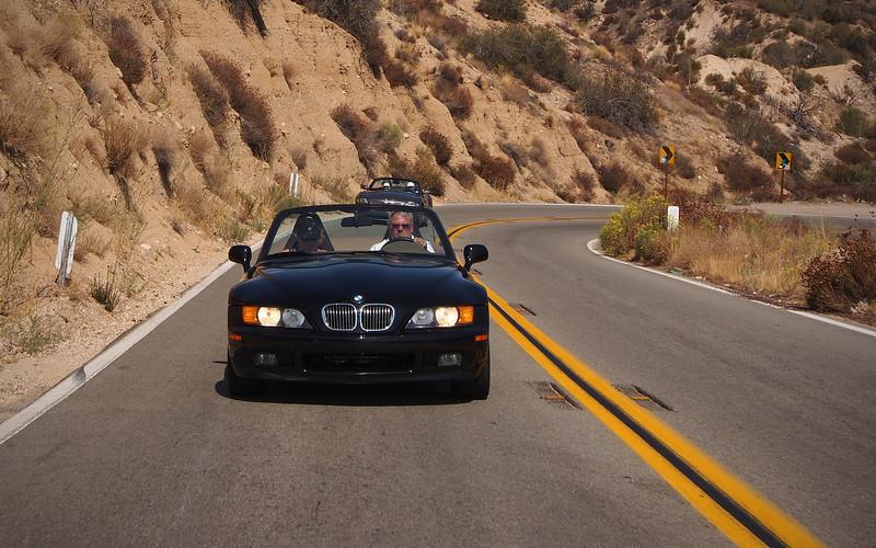 Up in the desert now - 23 Sept 2012