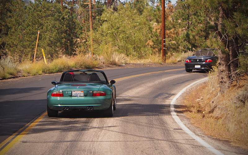 Z3 and M Roadster - 23 Sept 2012