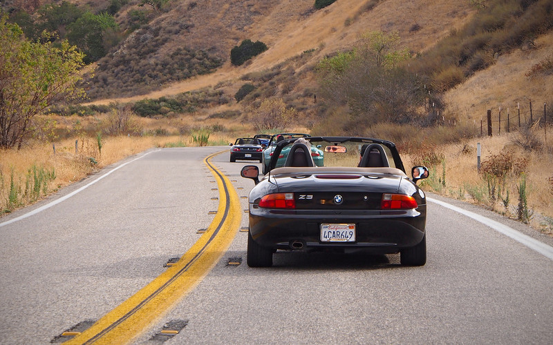 Heading up the hill - 23 Sept 2012