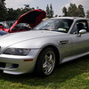 Dawn's Z-3 attempts to eat another M Coupe - Bimmerfest 2013 - 18 May 2013