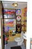 Bob's Gasoline Alley - Men's Room (downstairs)