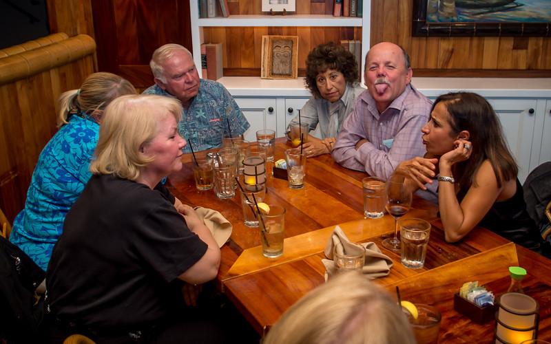 Dinner at Duke's - 12 Oct 2013