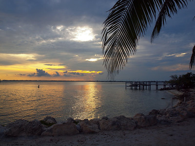 Sunset Park, Key Colony Beach, Florida
