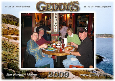 Geddy's Pub - Bar Harbor