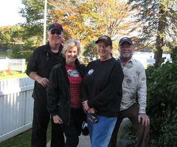 In October 2009, we took a road trip with Linda, David's sister, and her husband Mike, to New Hampshire and Maine to see the fall foliage.