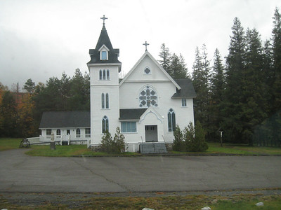 Church where the Kennedy family attended Mass