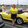 Nancy and the Bumble Bee in Malibu - 1 Oct 2006