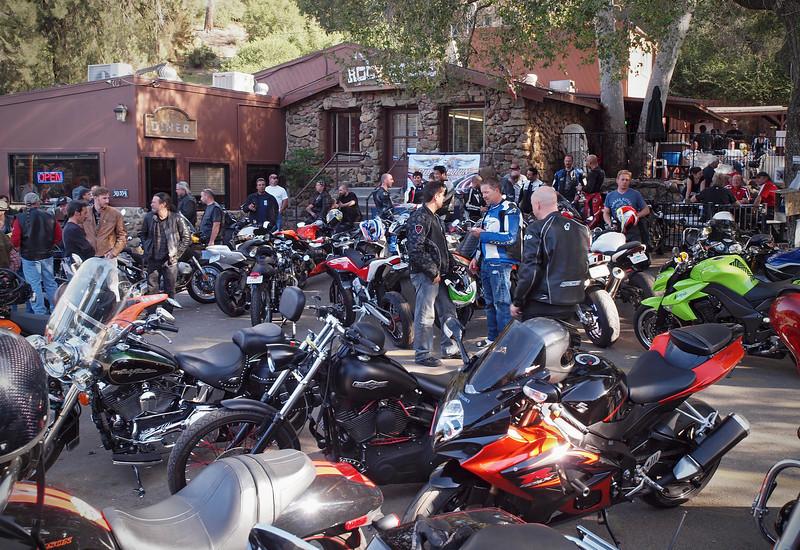 The Rock Store in Malibu Canyon - 29 Jan 2012