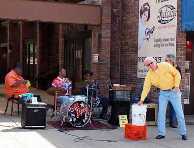 Beale Street musicians
