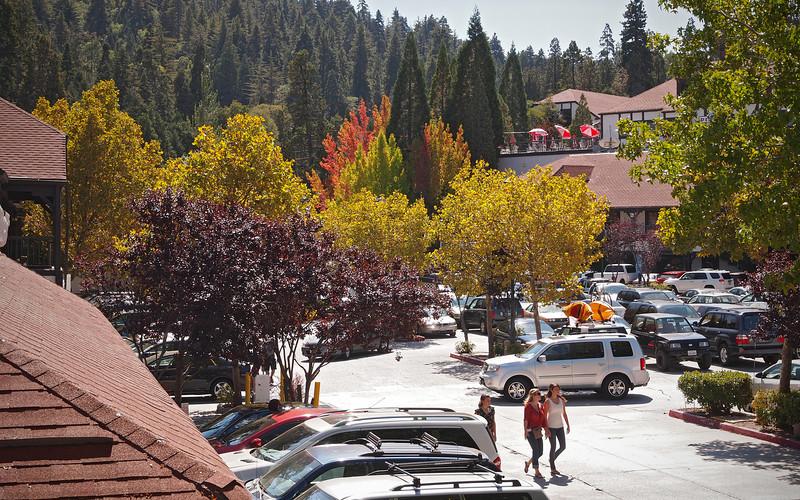 Lake Arrowhead Village - 30 Sept 2012
