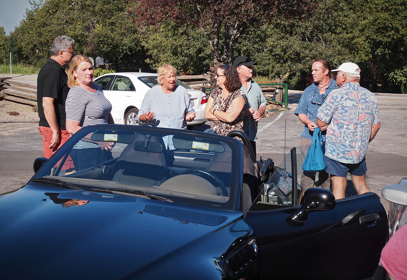 Ready to head for Big Bear - 30 Sept 2012