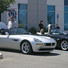 A couple of Z8 Roadsters at Riverside Raceway Museum - 8 June 2008