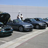 Z3 Roadsters at Riverside Raceway Museum - 8 June 2008