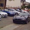 8:00 AM - Meet up with the OC cars to drive to Riverside - 8 June 2008