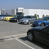 Z3 Coupes at Riverside Raceway Museum - 8 June 2008