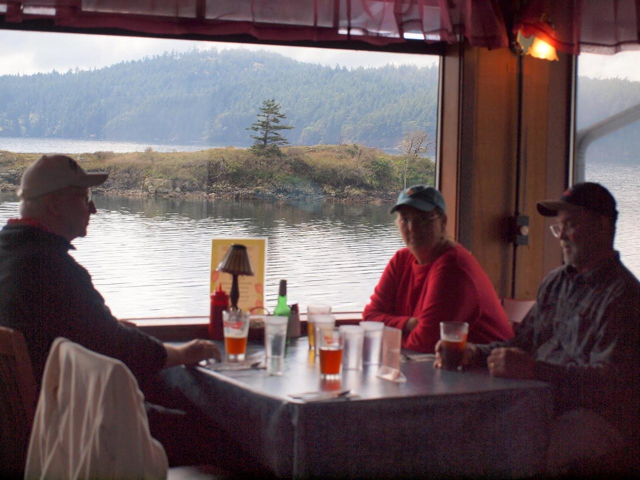 Pub Lunch - Day 6Vern's BaysideEastsound, Orcas Island