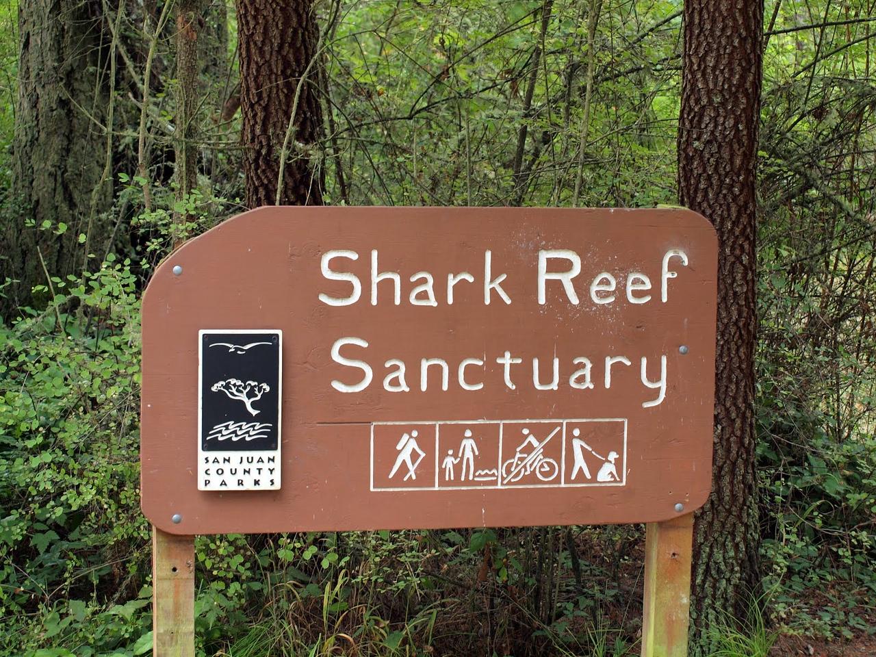 Sharf Reef Sanctuary Park - Lopez Island