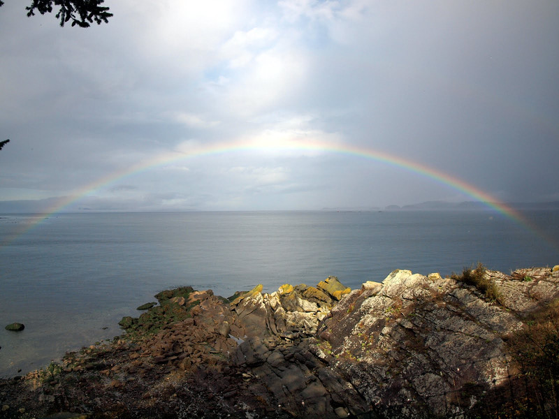 More rainbow pictures