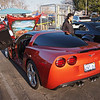 Fancy Corvette at Supercar Sunday in Thousand Oaks - 26 Feb 2012