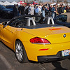 The Rumble Bee at Supercar Sunday in Thousand Oaks - 26 Feb 2012
