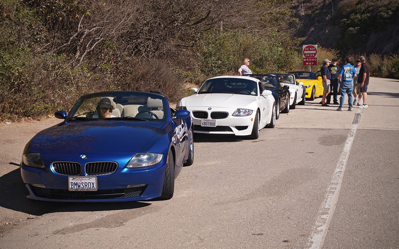 Tuna Canyon Road  and PCH - 14 Oct 2012