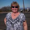Nancy at Saddle Peak Road - 14 Oct 2012