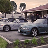 SoCal Z's meeting spot for the Tour D'Orange - 1 Jan 2013