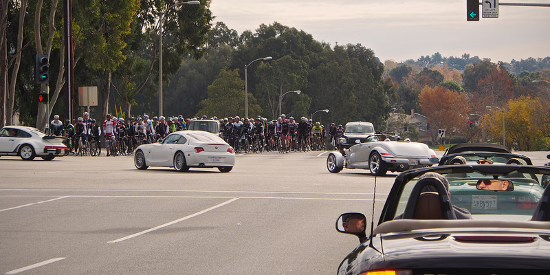 SoCal Z's on the Tour D'Orange - 1 Jan 2013