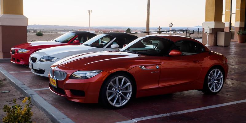 SoCalZs Drive To Las Vegas - 6 Nov 2015