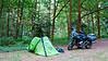 Stealth campsite