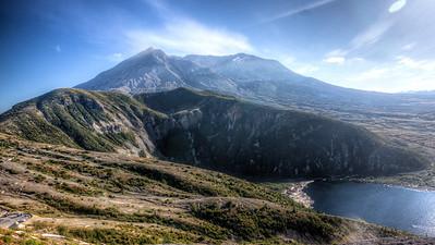 Mount St. Helens from Windy Ridge