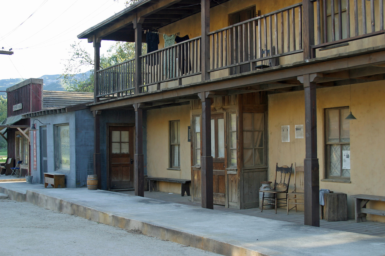 Paramount Ranch, CA