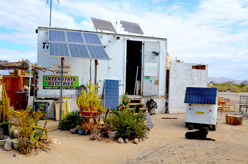 Residents indicate that Mike does good work at reasonable prices. Without electricity they need to depend on Mike and his solar products.
