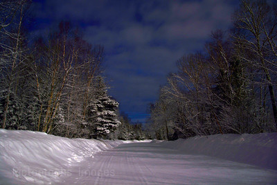 Winter Road, 2016, Rictographs Images