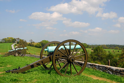 Civil War Battlefield at Antietam (Sharpsburg, MD)