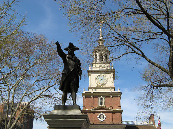 Independence National Historic Park, Philadelphia (April 2009)