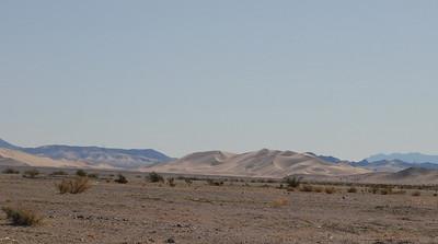 Dumont Dunes, in Death Valley