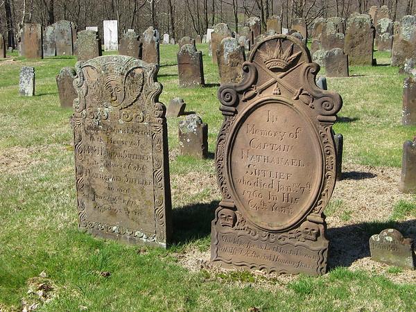 Old Durham Cemetery, Durham, CT