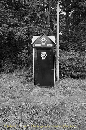 Automobile Association AA Box 580 , Boduan, Llŷn Peninsular, Wales  - October 07, 2017